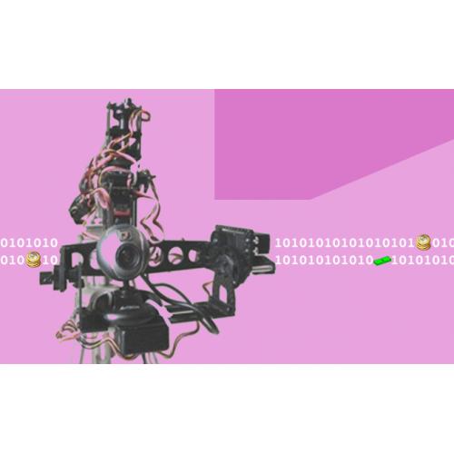 داده برداری از AHRS و کنترل موتورهای سروو یک پایدارکننده 3 محوره در MATLAB