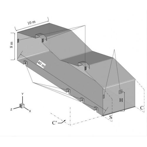 ارزیابی عددی عملکرد انواع روشهای تهویه آلایندهها در یک سالن جوشکاری بزرگ