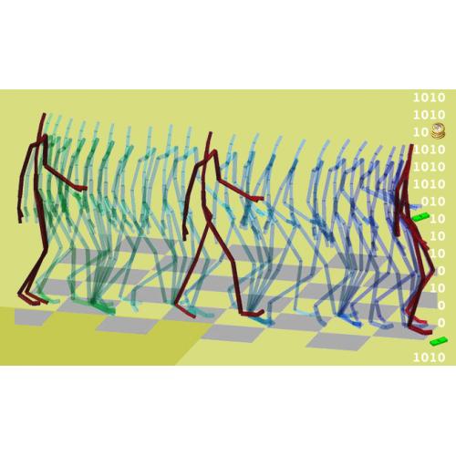 تشخیص و شناسایی اعمال انسان با استفاده از مدل مخفی مارکوف فازی