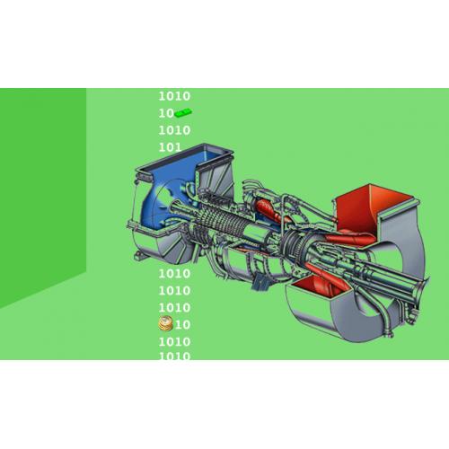 تست سخت افزار در حلقه کنترل کننده توربین گاز دو محوره