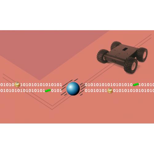 دینامیک و کنترل مجموعه ربات چرخ دار به منظور انجام عملیات هماهنگ تعقیب و شکار هدف در حال گریز