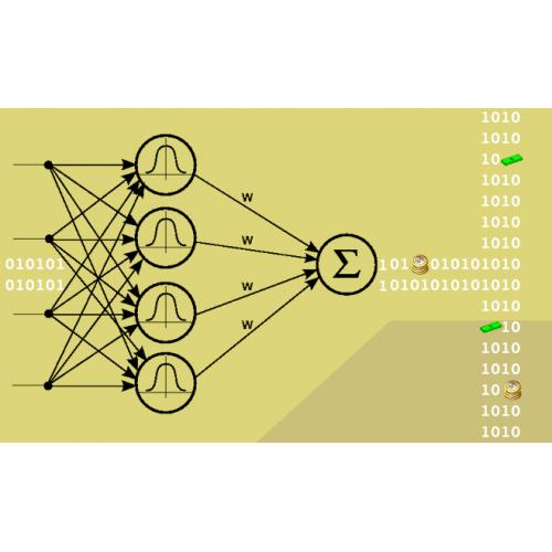 شبکه توابع پایه شعاعی