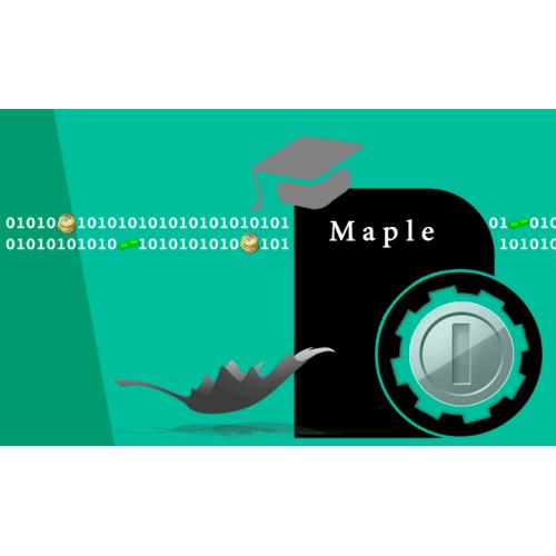 آموزش پیشرفته Maple