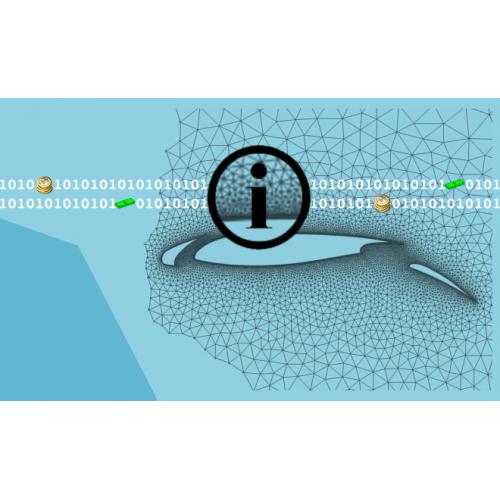 استخراج اطلاعات مرزهای شبکه دو بعدی سلول محور