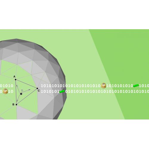بازیابی هندسی مرزها پس از تولید شبکه دلانی (سه بعدی)