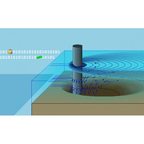 ارزیابی عملکرد روشهای نوین دادهکاوی در برآورد میزان عمق حفره آبشستگی پایه پل و مقایسه آن با روابط تجربی