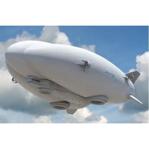 کنترل یک کشتی هوایی با استفاده از روش های کنترل مدرن و بهینه