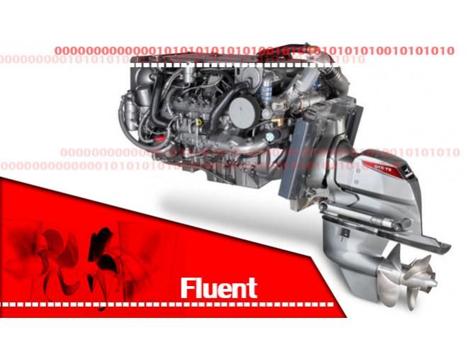 پروژه تغییر فرم نوک پروانه شناورهای  تندرو به منظور افزایش بازدهی با استفاده از نرم افزار FLUENT