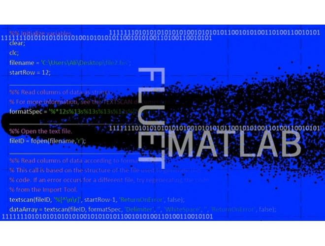 پروژه بررسی عددی پدیده تزریق جت مایع در جریان متقاطع مافوق با استفاده از نرم افزارهای FLUENT و MATLAB و به همراه فیلم آموزشی نرم افزارهای FLUENT و MATLAB