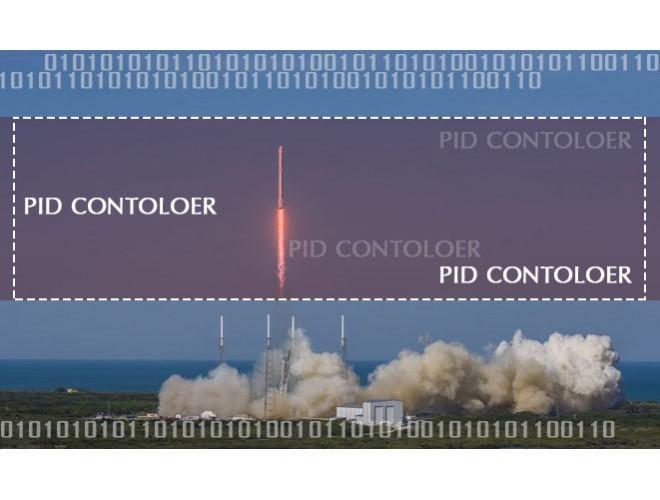 پروژه طراحی کنترلکننده PID مرتبه کسری با الگوریتم ژنتیک برای کنترل موشک با MATLAB