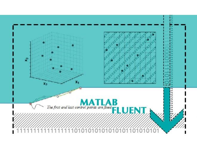 پروژه بهینهسازی هندسه دیفیوزر حلقوی تقارن محوری دوبعدی با هدف افزایش ضریب بازیافت فشار استاتیک با استفاده از نرم افزارهای MATLAB و FLUENT و به همراه فیلم آموزشی نرم افزارهای MATLAB و FLUENT