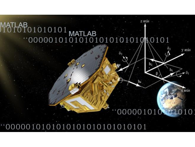 پروژه شناسایی خطاء در سیستم کنترل وضعیت میکروماهواره مجهز به عملگرهای مومنتومی نوترکیب با استفاده از نرم افزار MATLAB و به همراه فیلم آموزشی نرم افزار MATLAB