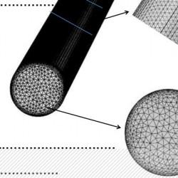 مدل سازی و شبیه سازی فرآیند انتقال حرارت جابه جایی آزاد در محیط متخلخل
