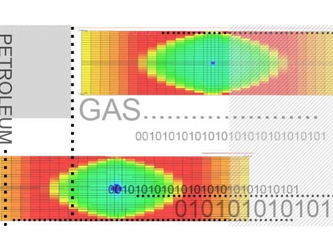 پروژه شبیه سازی فرآیند تزریق گاز همراه نفت و گاز نیتروژن به مخزن نفتی با استفاده از نرم افزار Eclipse و به همراه فیلم آموزشی نرم افزارEclipse