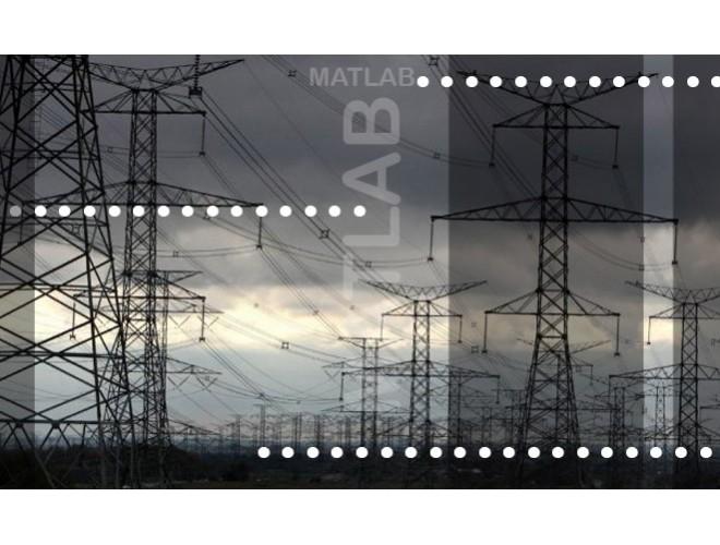 پروژه شبیهسازی ریزشبکه منفصل بهینه برای تامین برق کمپ نظامی با MATLAB + فیلم