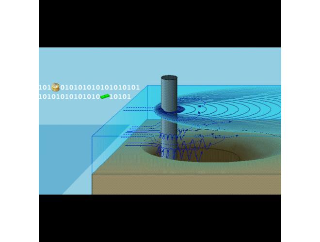 پیش بینی عمق آبشستگی پایه پل با استفاده از مدل درختی قواعد M5