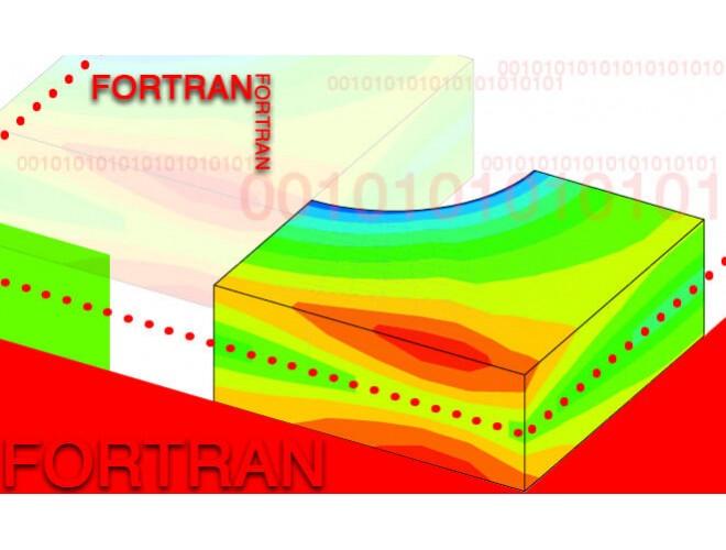 پروژه  بررسی اثر ذرات فلزی بر بستر جاذب چیلر جذب سطحی با استفاده از شبیه سازی عددی در نرم افزار فرترن