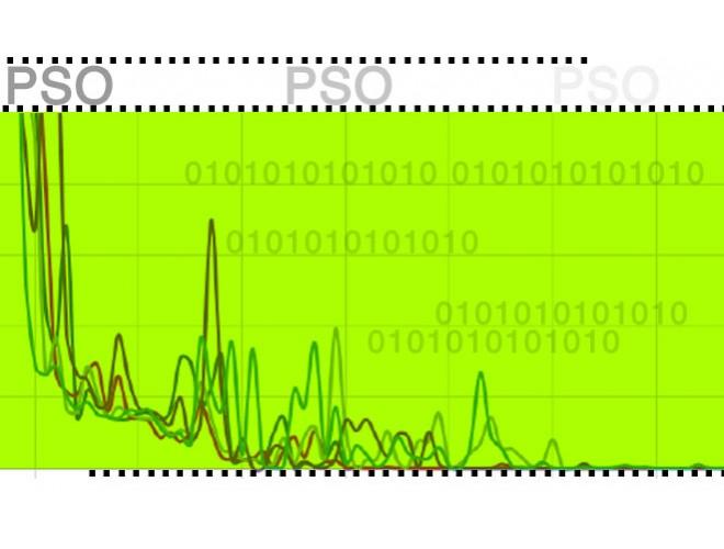 پروژه الگوریتم بهینه سازی هوشمند تکاملی به روش ازدحام ذرات (Partial Swarm Optimization) با استفاده از نرم افزار فرترن