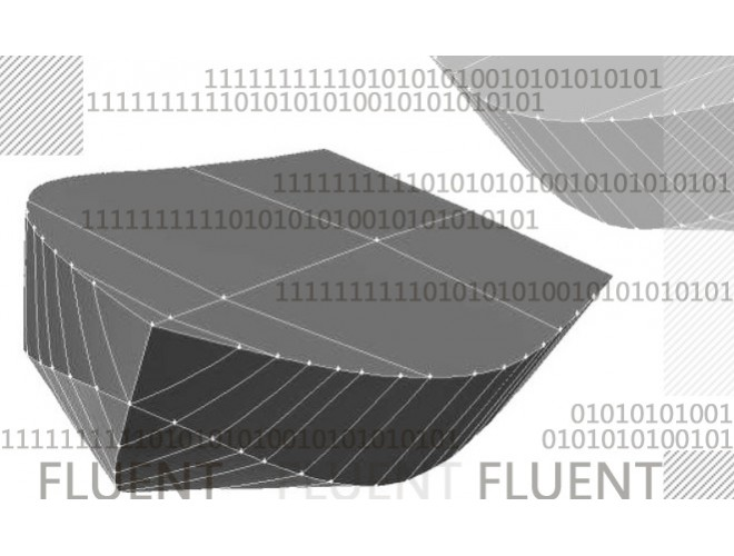 پروژه شبیه سازی عددی شناور پروازی در امواج با استفاده از نرم افزار FLUENT و به همراه فیلم آموزشی نرم افزار FLUENT