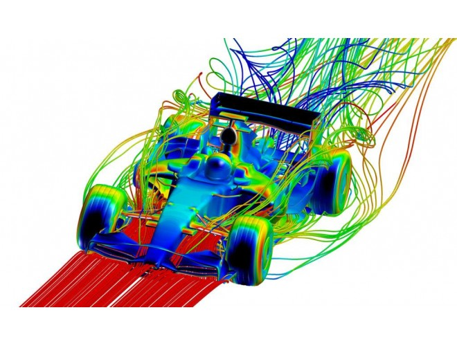 پروژه مدل سازی جریان سیال تراکم پذیر بر روی یک Airfoil با استفاده از نرم افزار FLUENT