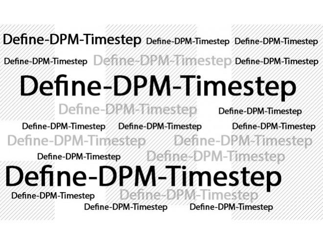 پروژه بررسی استفاده از ماکرو Define-DPM-timestep در نرم افزار FLUENT و به همراه فیلم آموزشی نرم افزار FLUENT