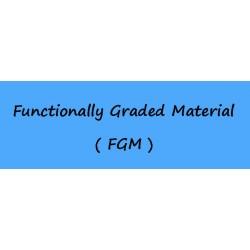آشنایی با  مواد تابعی Functionally Graded Material