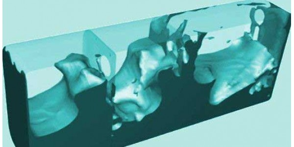 روش اولری-اولری برای مدلسازی جریان چندفازی
