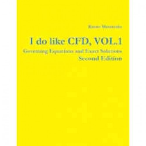 I do like CFD, VOL.I Second Edition