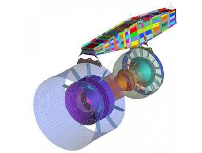 پروژه تحليل مدل هاي استاتيکي، ديناميکي و ارتعاشي پايلن هواپيماها با استفاده از نرم افزار MATLAB