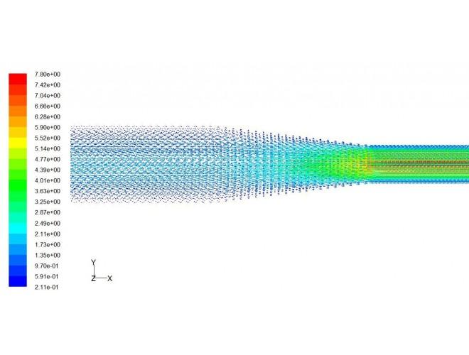 پروژه شبیه سازی CFD حرکت گاز شهری و بررسی پدیده خفگی با استفاده از نرم افزار FLUENT