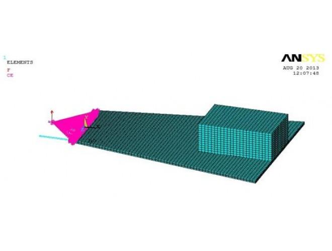 پروژه مدلسازي، تحليل و بهينه سازي  هندسه برداشت کننده هاي انرژي پيزوالکتريکي تحت تاثير ارتعاشات ناشي از هواپيماي بدون سرنشين با استفاده از نرم افزار ANSYS و MATLAB