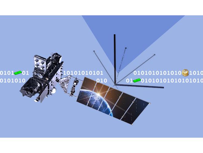 پروژه کنترل فعال یک ماهواره مومنتوم بایاس توسط سروو مکانیزم دو چرخ اندازه حرکت V شکل با استفاده از نرم افزار MATLAB