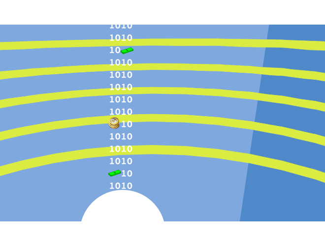 پروژه پیاده سازی روش شبکه بولتزمن بر پایه روش اختلاف محدود بر روی دستگاه مختصات منحنی شکل جهت شبیه سازی جریان تراکم ناپذیر با استفاده از نرم افزار C