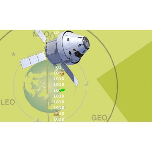 الگوریتم، مدل ریاضی شبیه سازی 3 درجه آزادی حرکت فضاپیما جهت مانور مداری انتقالی از LEO به GEO