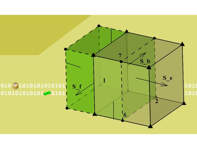 پروژه طراحی معکوس در مجراهای سه بعدی با بهینهسازی به روش الحاقی برای جریانهای غیر لزج و لزج با استفاده از نرم افزار فرترن