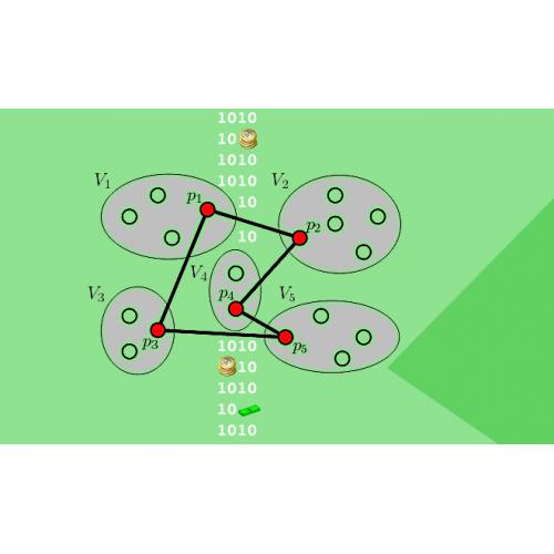 طراحی کوتاهترین مسیر حرکت رفت و برگشت با استفاده از الگوریتم هیبریدی ژنتیک