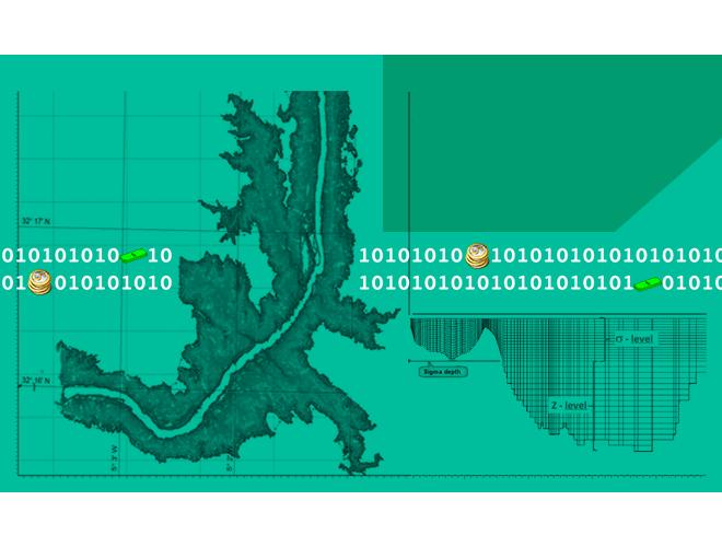 پروژه شبیهسازی عددی توزیع شوری در مخزن سد با استفاده از نرم افزار MIKE