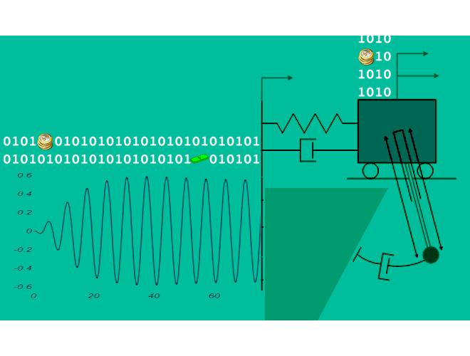 پروژه طراحي و تحليل پاندول جاذب ارتعاش با مكانيزم ميرا كننده با استفاده از نرم افزار MATLAB و MAPLE