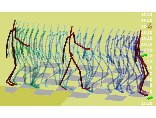 پروژه تشخیص و شناسایی اعمال انسان با استفاده از مدل مخفی مارکوف فازی با استفاده از زبان برنامه نویسی MATLAB