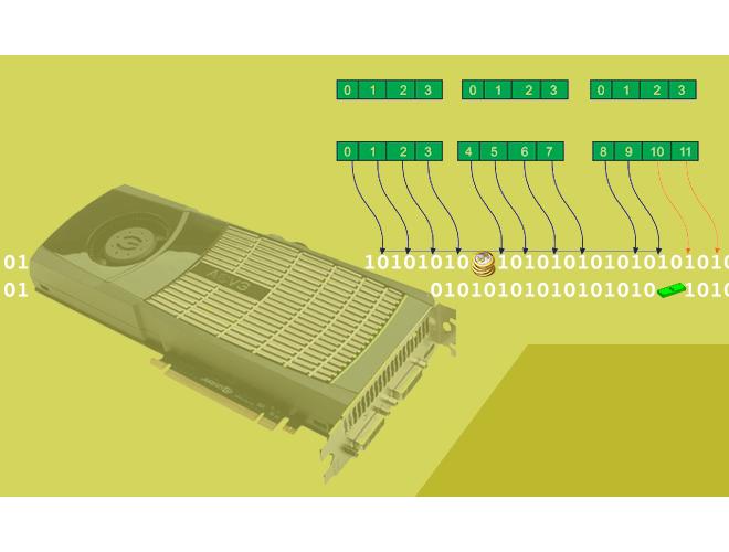 پروژه شبیهسازی عددی جریان سیال با عدد رینولدز بالا با استفاده از روش بولتزمن شبکهای  بر روی پردازندههای گرافیکی (GPU) با استفاده از نرم افزارهای ++C و CUDA