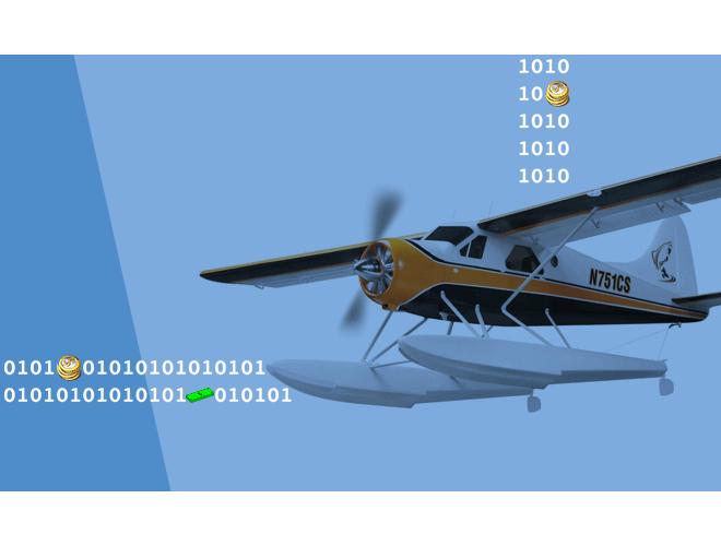 معرفی اجزا و ساختار کلی جعبه ابزار FDC همراه طراحی کنترلکننده هوشمند برای هواپیمای Beaver