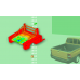 پروژه طراحی جدید برای قسمت عقب يک خودروی وانت به همراه تحليل زیر سیستمهای مختلف آن جهت کمک به عملیات بارگیری و تخلیه بار با استفاده از نرم افزار ABAQUS
