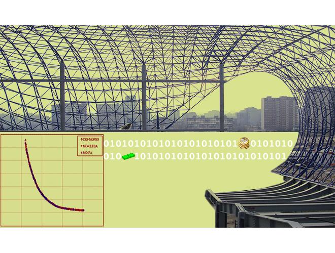 پروژه پیاده سازی الگوریتم های بهینه سازی فراکاوشی چند هدفه در نرم افزار متلب و مدل سازی انواع سازه ها در نرم افزار OPENSEES