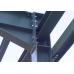 پروژه  تحلیل استاتیکی غیر خطی سازه های دارای قاب خمشی فولادی به کمک نرم افزار SAP2000 به همراه فیلم آموزشی نرم افزار SAP2000