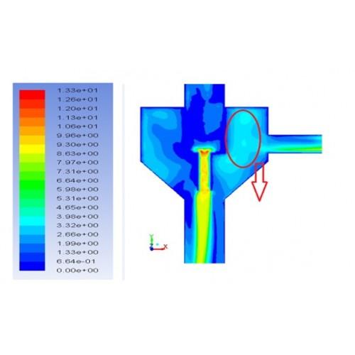 شبیه سازی فرآیند انتقال جرم و عملکرد هیدرودینامیکی آن در اجکتورگاز-مایع