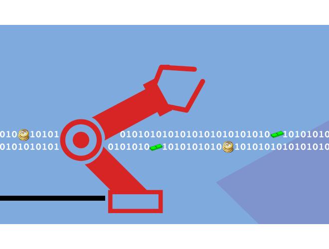 پروژه بررسی اثر کشیدگی کابل بر دینامیک و کنترل یک نوع ربات کابلی با استفاده از نرم افزار MATLAB