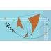 پروژه طراحی مسیر حرکت موشک کروز از بین موانع با استفاده از یک الگوریتم ابتکاری محور با استفاده از نرم افزار MATLAB