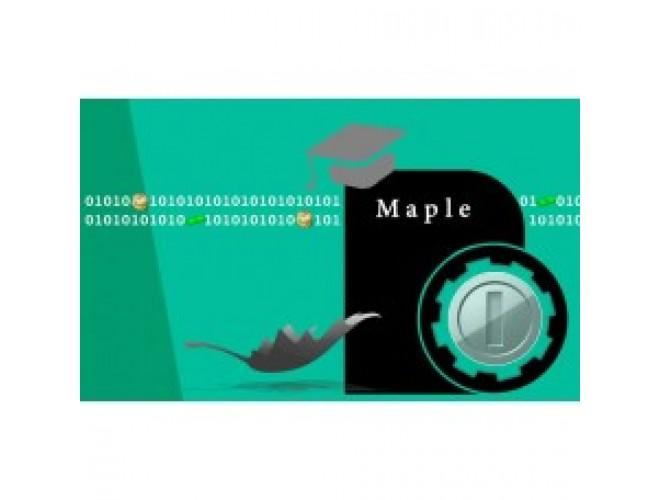 پروژه آموزش پیشرفته Maple