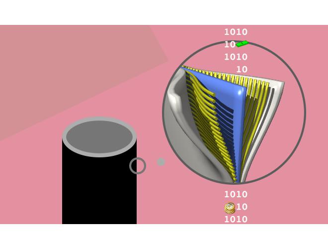 پروژه ارتعاش آزاد پوسته استوانهاي مدرج تابعي دو بعدي روي بستر الاستيک با استفاده از نرم افزار MATLAB