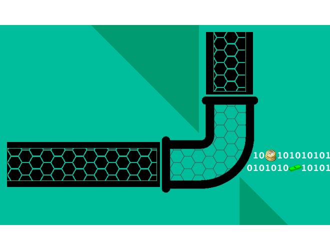 پروژه شبکه بندی شش وجهی برای یک لوله اختلاط دوبعدی با استفاده از نرم افزار ICEM